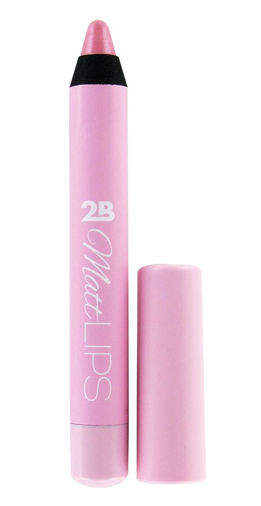 2B Cosmetics MATT LIPS 01 Soft Pink