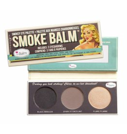 The Balm palette fard à paupières Smoke Balm Set 1