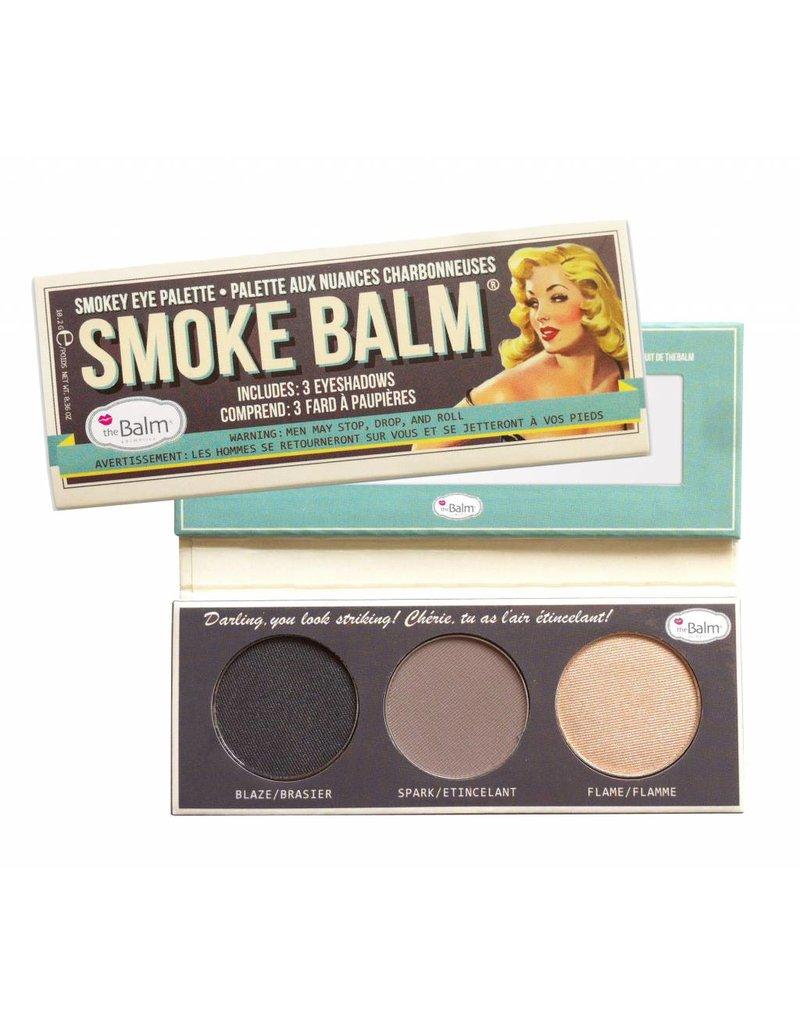 The Balm eye shadow palette Smoke Balm Set 1