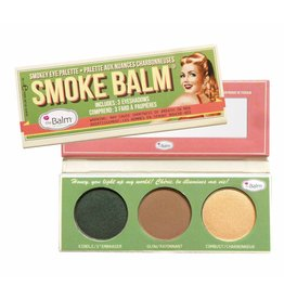 The Balm Oogschaduw palet Smoke Balm Set 2