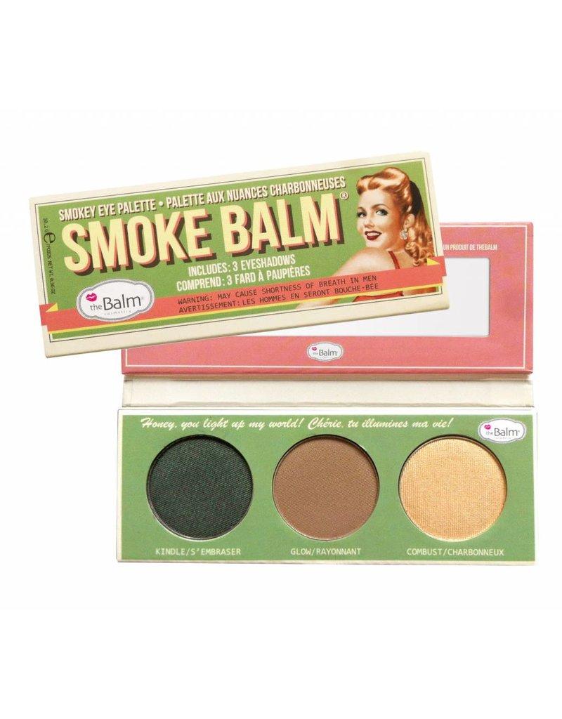 The Balm Eye shadow palette Smoke Balm Set 2