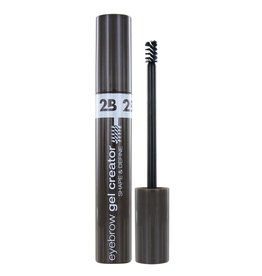 2B Cosmetics Eyebrow Gel Creator 02 Dark Brown