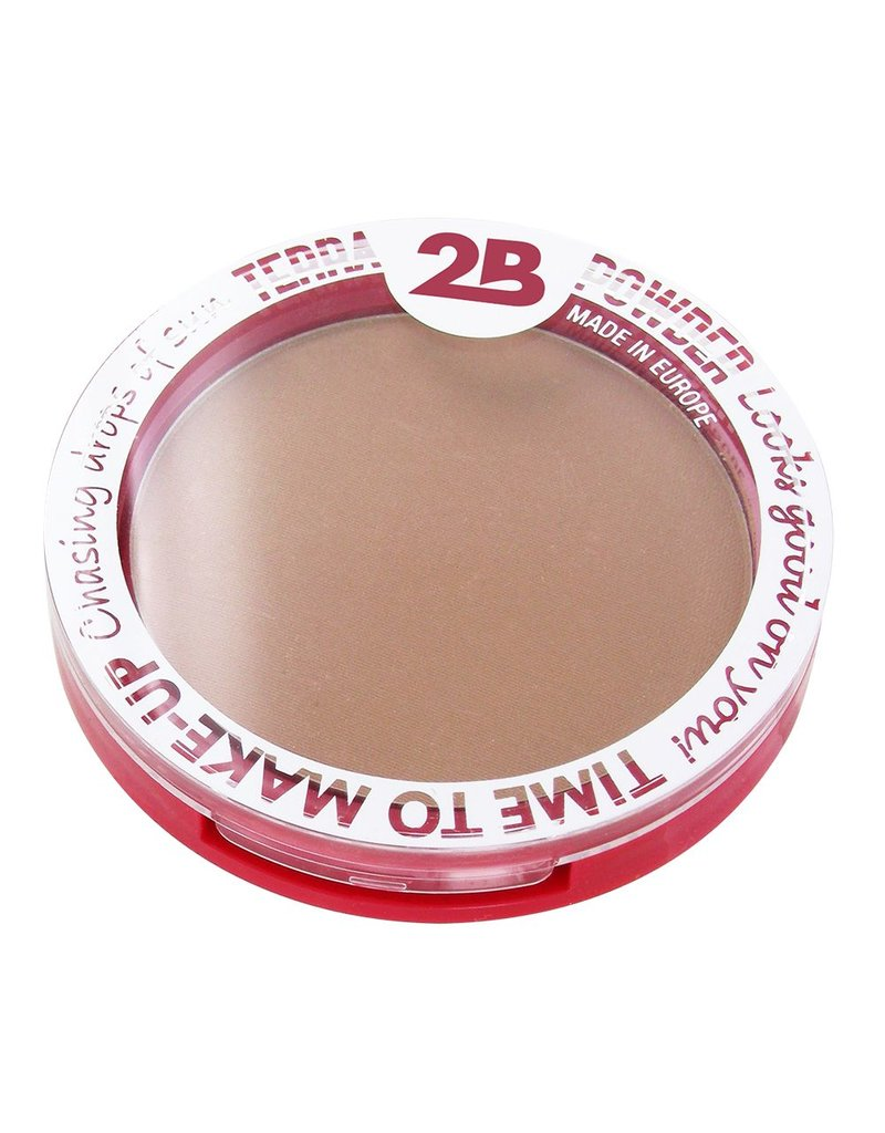 2B Cosmetics Terra Powder 02