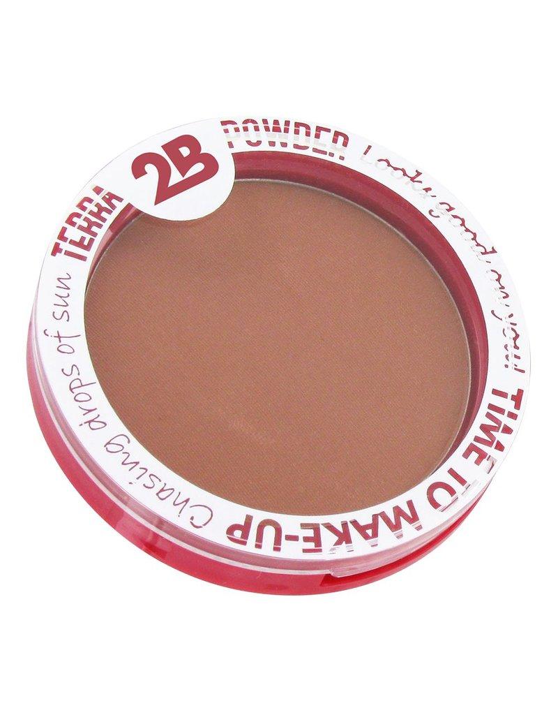 2B Cosmetics Terra Powder 04