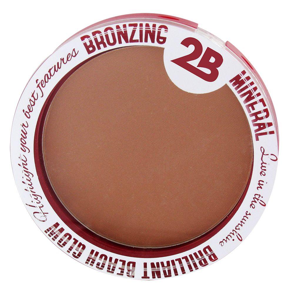 2B Cosmetics Bronzing Mineral Powder 17