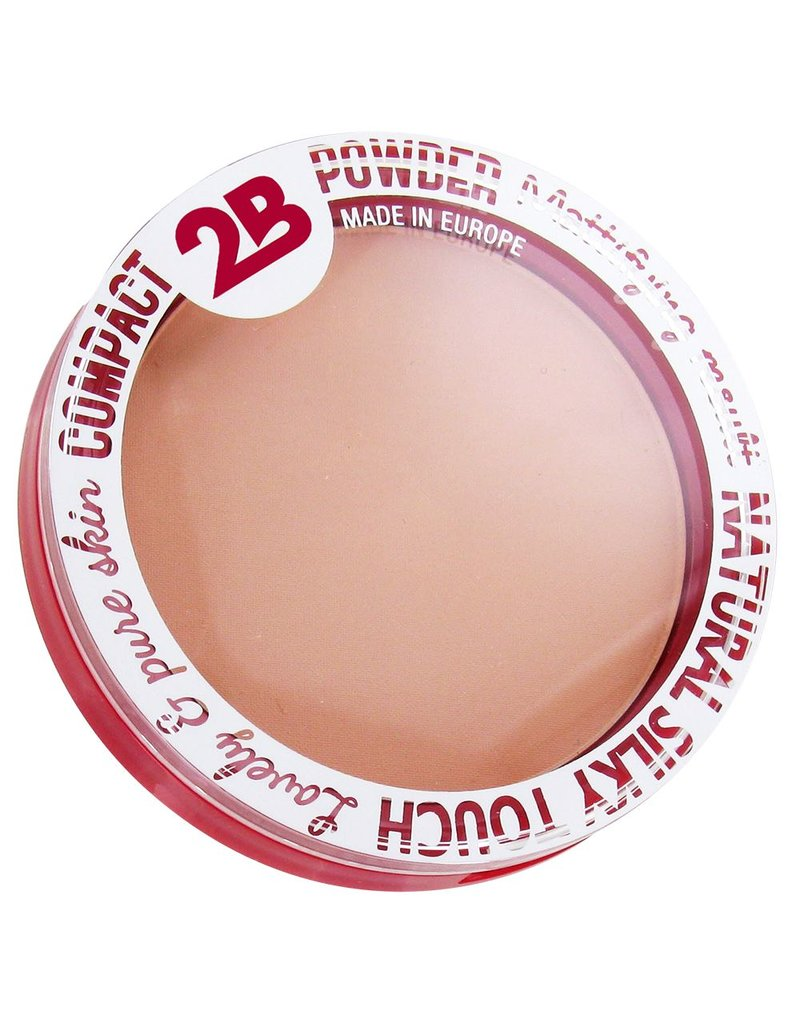 2B Cosmetics Compact Powder 02