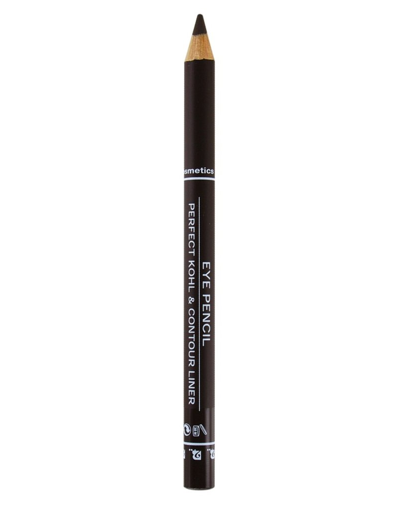 2B Cosmetics Eye pencil long lasting 02 brown