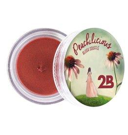 2B Cosmetics Blush Soufflé 03 Peachilicious