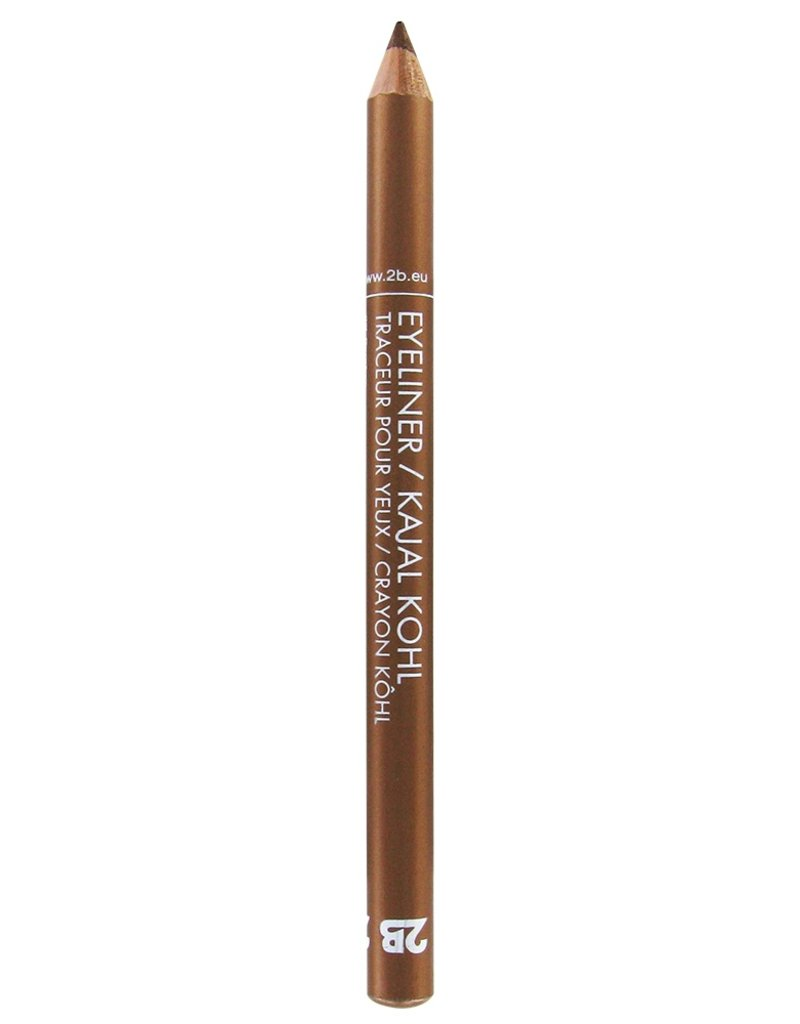 2B Cosmetics Eyeliner / Kajal Oogpotlood - 29 diamond brown