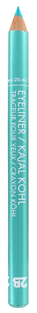 2B Cosmetics Eyeliner / Kajal Oogpotlood - 30 mystery in green