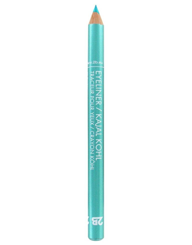 2B Cosmetics Eyeliner / Kajal Oogpotlood - 30 mystery in green