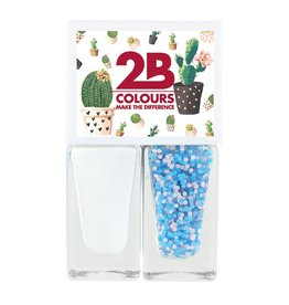 2B Cosmetics Nail polish Duo - Spring/Summer 01
