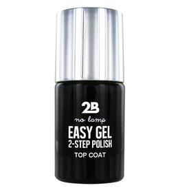 2B Cosmetics Easy gel 2 step polish - Top coat