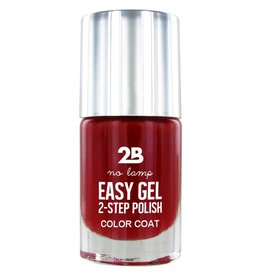 2B Cosmetics Easy gel 2 step polish - Be my Valentine