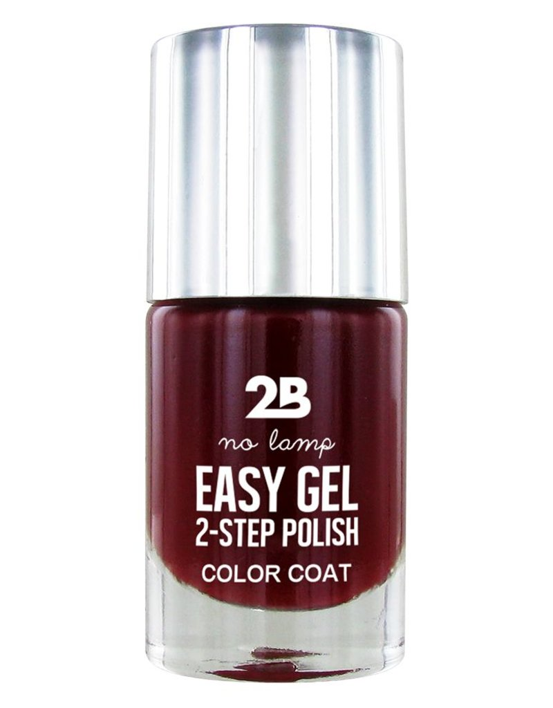 2B Cosmetics Easy gel 2 step polish - Vino Divino