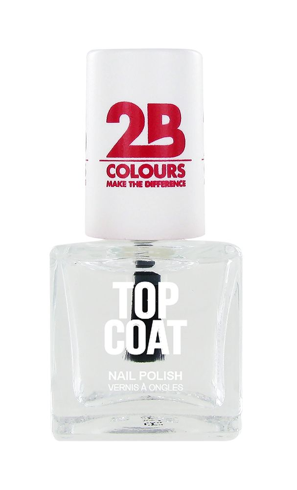2B Cosmetics Vernis à ongles 603 Top Coat