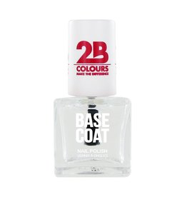 2B Cosmetics Nagellak 602 Base Coat