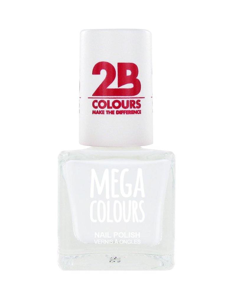 2B Cosmetics Nagellak 623 wit