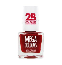 2B Cosmetics Nagellak 626 Deep Red Pearly
