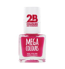 2B Cosmetics Nail polish 627 Dark Pink