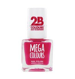 2B Cosmetics Vernis à ongles 627 Dark Pink