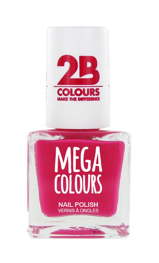 2B Cosmetics Nagellak 627 Dark Pink