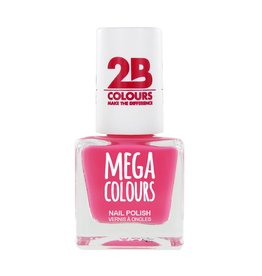 2B Cosmetics Vernis à ongles 628 Metal Rose