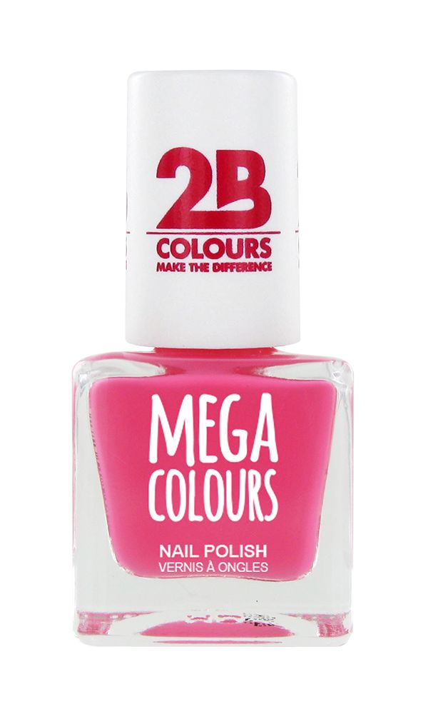 2B Cosmetics Nail polish 628 Metal Rose