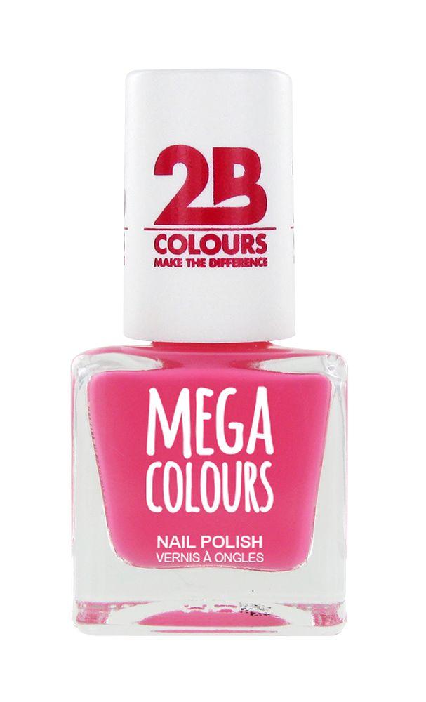 2B Cosmetics Vernis à ongles 628 Metal Rose