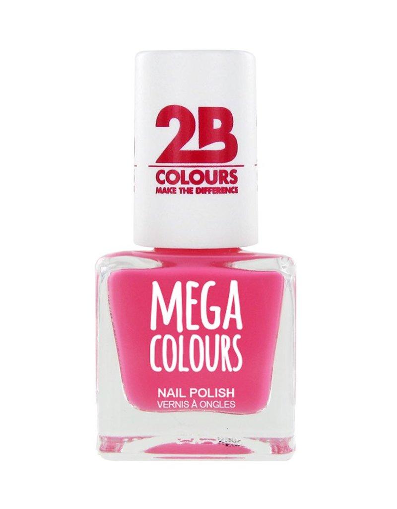 2B Cosmetics Nail polish 628 Metal Rose