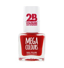 2B Cosmetics Nagellak 652 Red Passion
