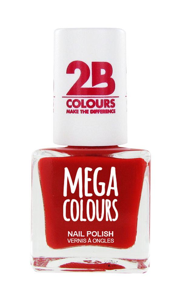 2B Cosmetics Nail polish 652 Red Passion