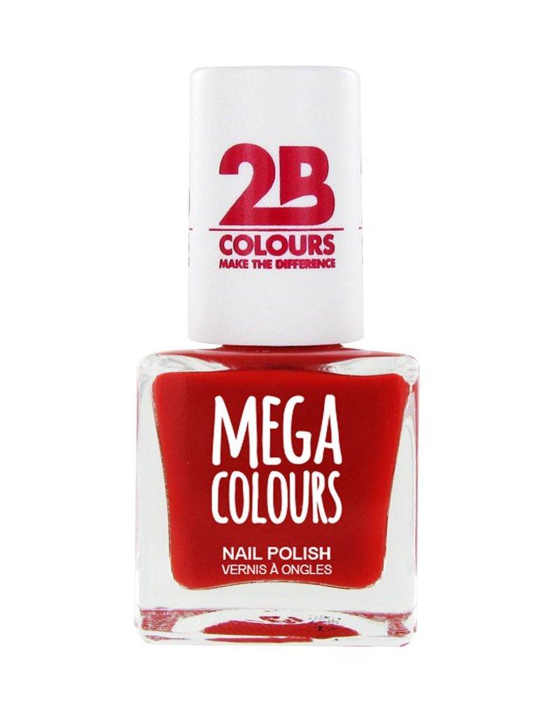 2B Cosmetics Nagellak 652 Red Passion