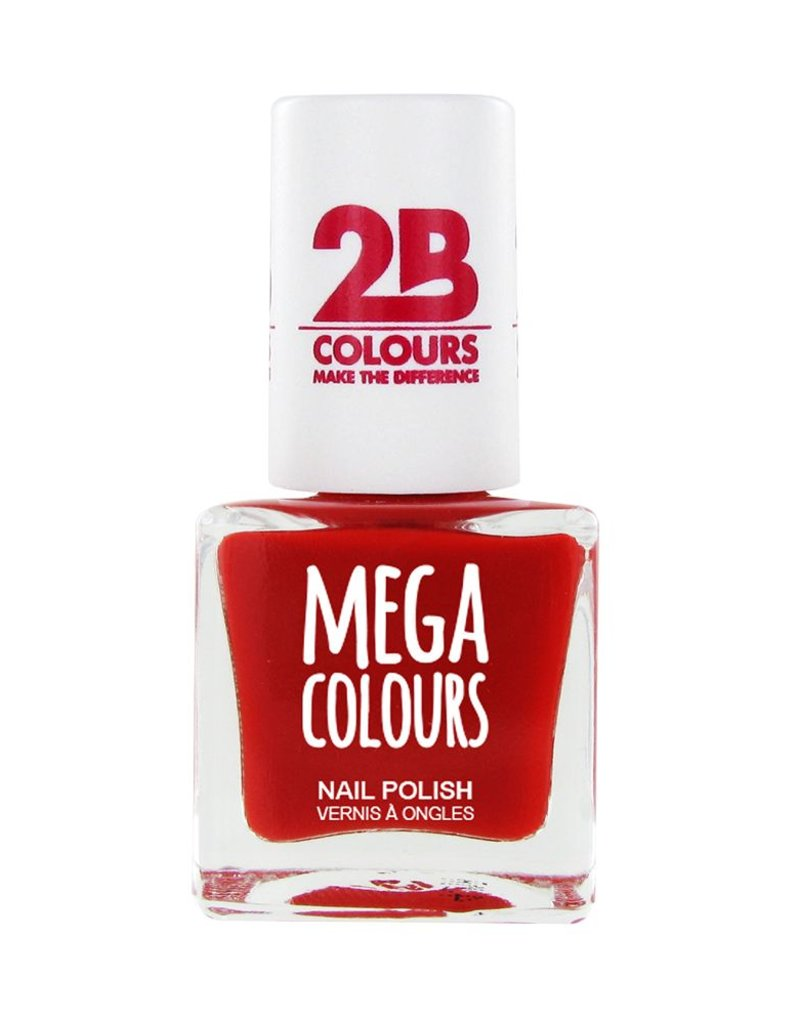 2B Cosmetics Nail polish 652 Red Passion