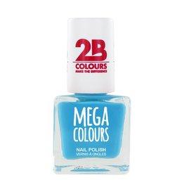 2B Cosmetics Vernis à ongles 629 Aquamarine