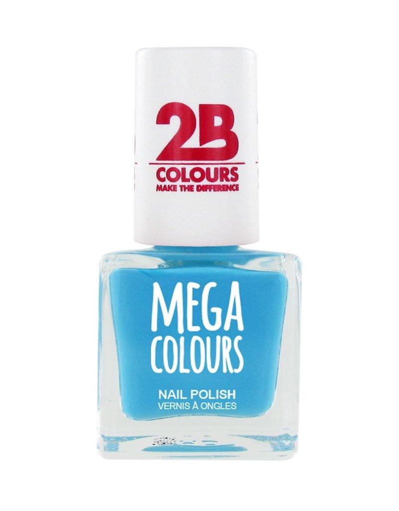 2B Cosmetics Nail polish 629 Aquamarine