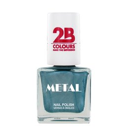 2B Cosmetics Nail polish Metal 648 Emerald