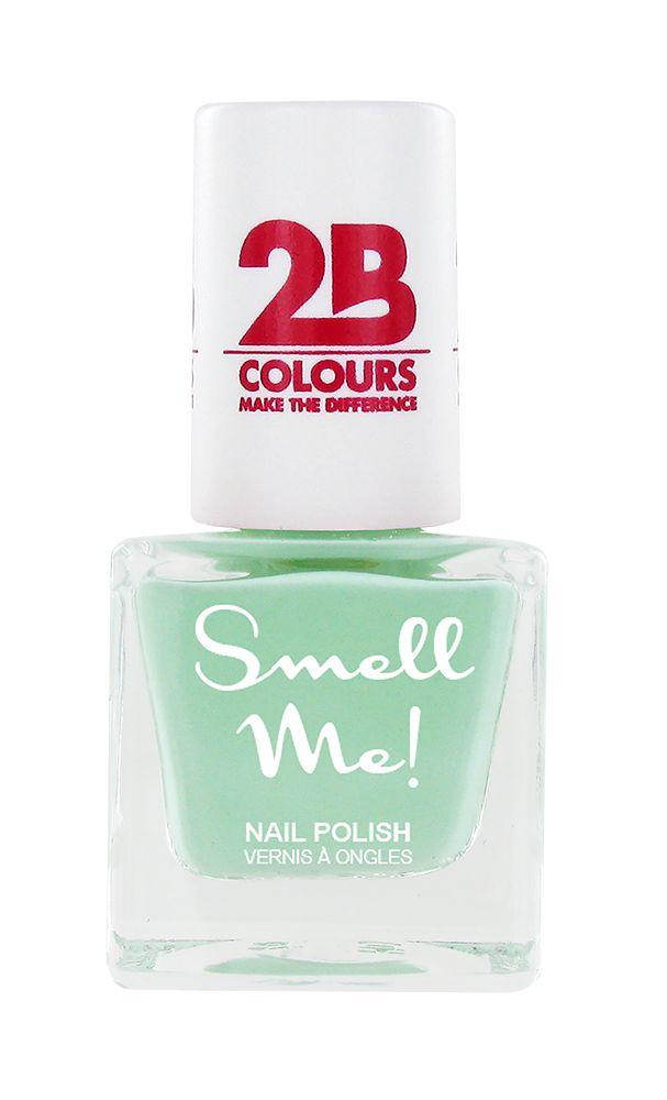 2B Cosmetics Vernis à ongles Smell Me! 655 Mint