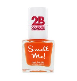 2B Cosmetics Nagellak Smell Me! 657 Orange
