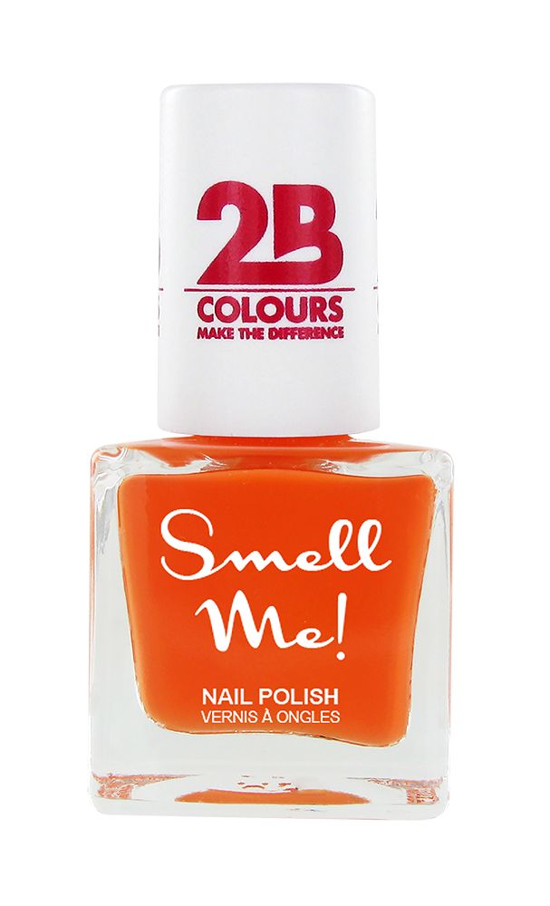 2B Cosmetics Vernis à ongles Smell Me! 657 Orange