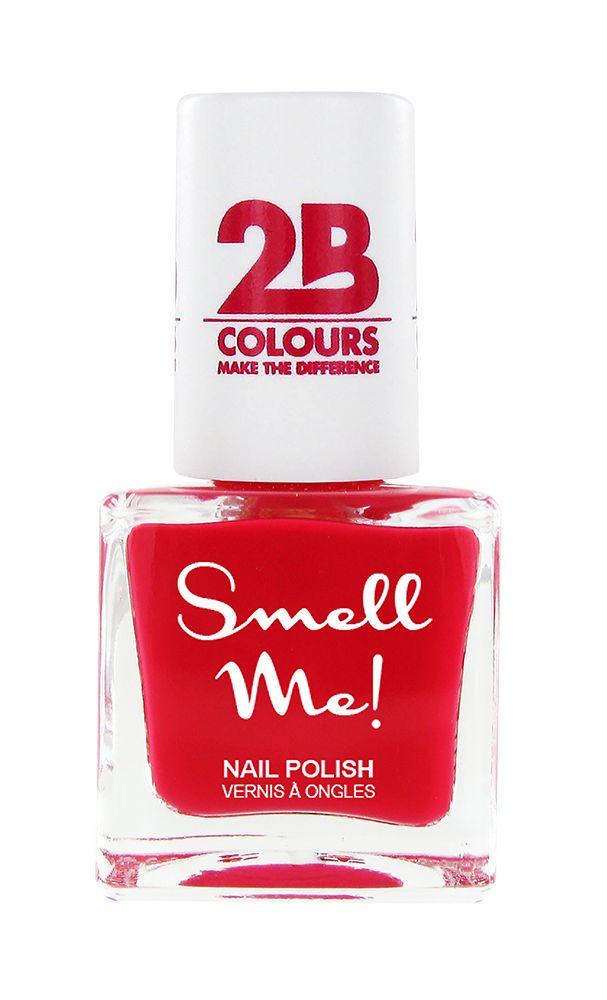 2B Cosmetics Vernis à ongles Smell Me! 659 Raspberry