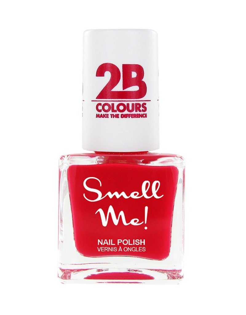 2B Cosmetics Nail polish Smell Me! 659 Raspberry