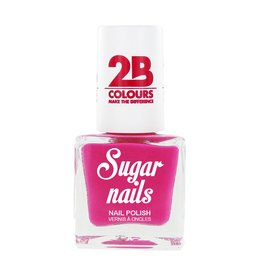 2B Cosmetics Nail polish Sugar 662 Cinderella