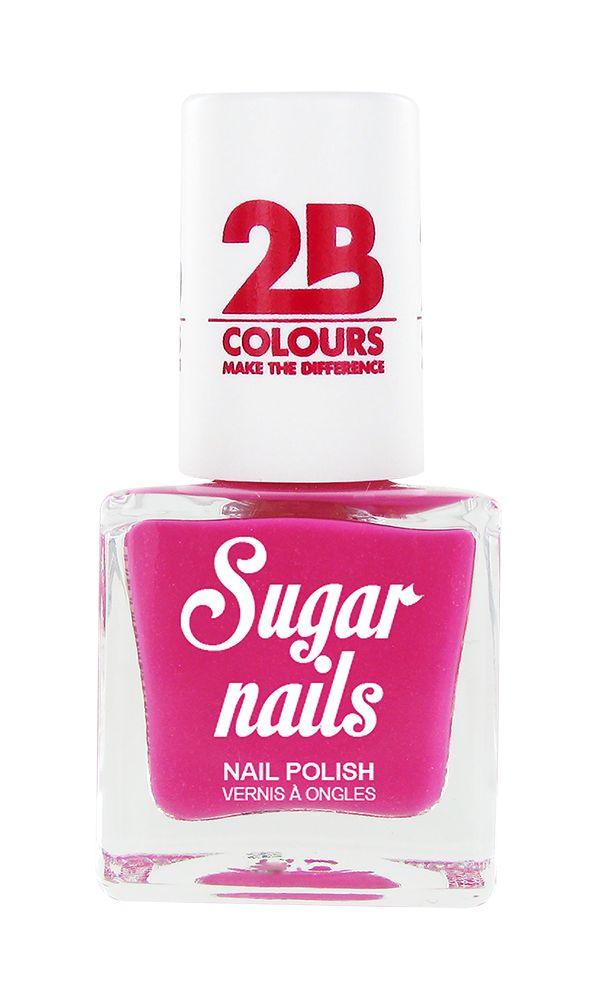 2B Cosmetics Vernis à ongles Sugar 662 Cinderella