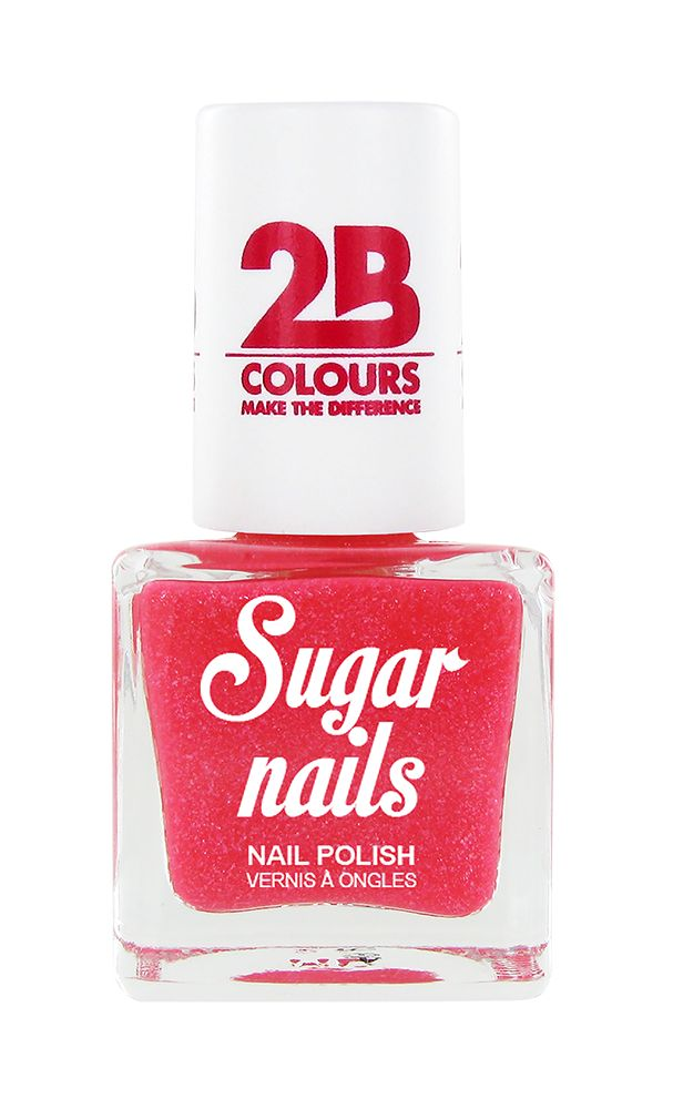2B Cosmetics Vernis à ongles Sugar 663 Belle