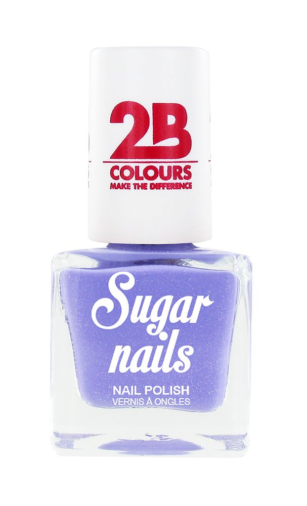 2B Cosmetics Vernis à ongles Sugar 664 Sleeping Beauty