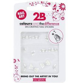 2B Cosmetics Nail art sticker Gem Stone Special 05