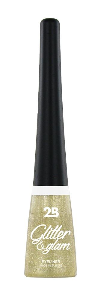2B Cosmetics Eyeliner glitter 03 gold