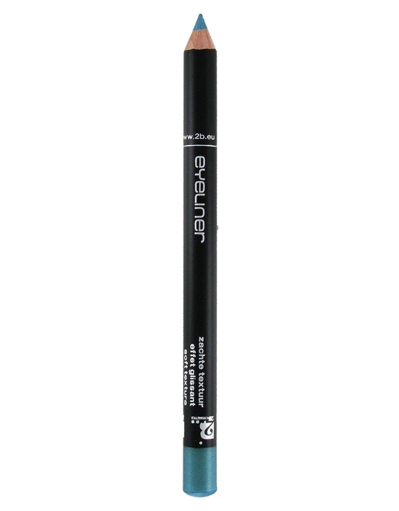 2B Cosmetics Eyeliner 04 groen