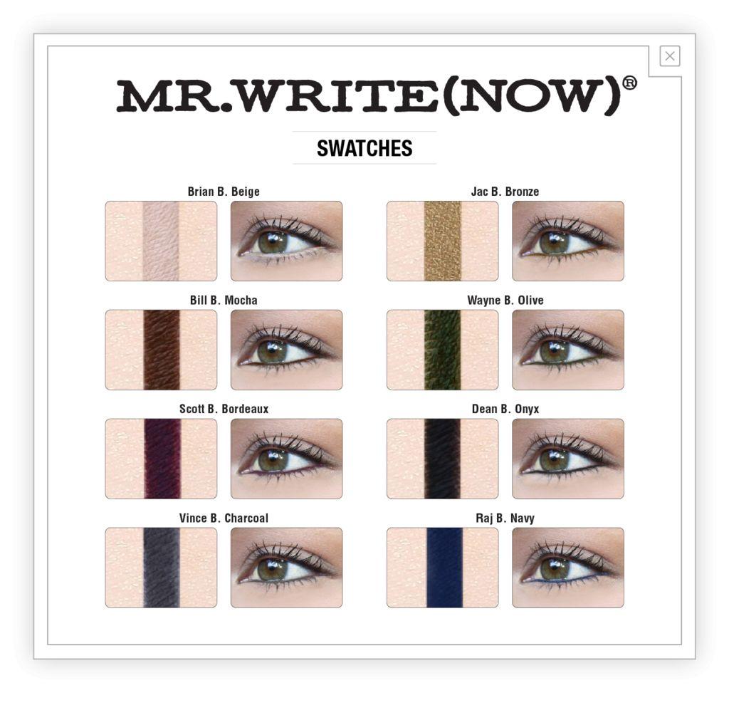 The Balm Eyeliner Mr. Write (now) Bill